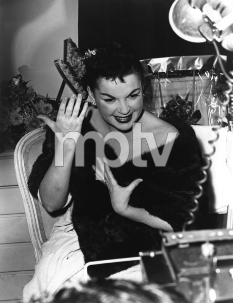 Judy Garland circa 1950s** I.V. - Image 0733_2279