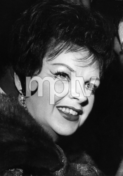 Judy Garland circa 1960** I.V. - Image 0733_2281