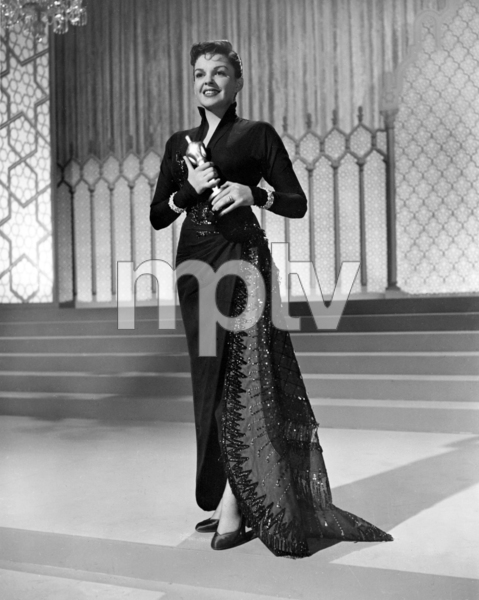 """Judy Garland in """"A Star is Born""""1954 Warner Brothers** I.V. - Image 0733_2294"""
