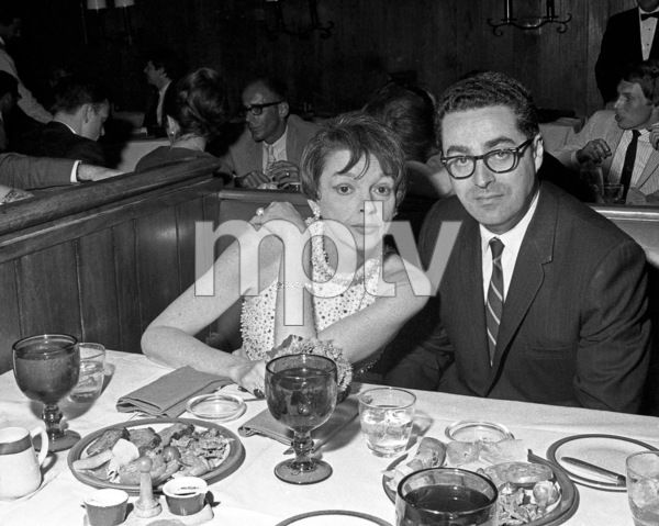 Judy Garland and Saul Richman attending a party at the John Peel Room in Westbury, New York1967© 1978 Barry Kramer - Image 0733_2303