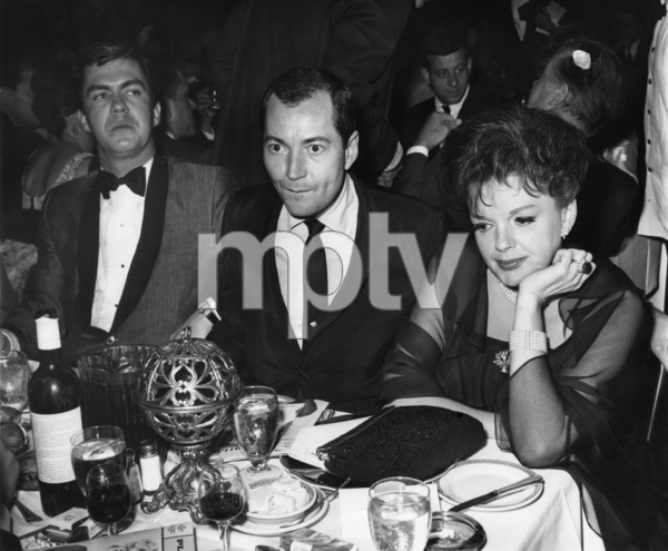 Judy Garland and husband Mark Herron1965© 1978 Joe Shere - Image 0733_2312