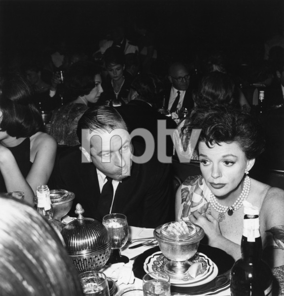 Judy Garland and David Begelman 1963 © 1978 Joe Shere - Image 0733_2319