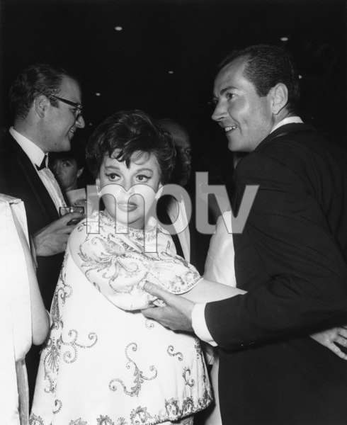 Judy Garland and husband Mark Herron1965© 1978 Joe Shere - Image 0733_2320