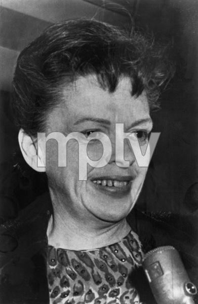 Judy Garlandcirca 1969** R.C. - Image 0733_2322