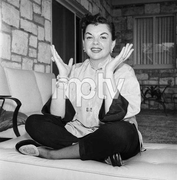 Judy Garlandcirca 1958© 1978 Bernie Abramson - Image 0733_2377