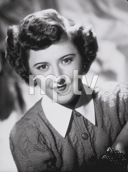 Barbara Stanwyck, circa 1948. © 1978 Paul HesseMPTV - Image 0749_0601