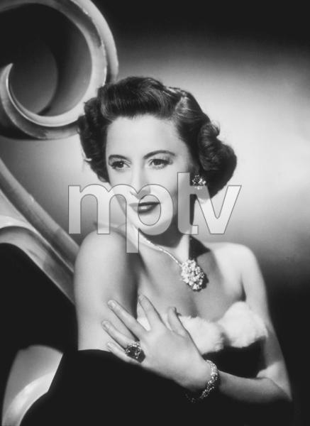 Barbara Stanwyck, circa 1945. © 1978 Bud FrakerMPTV - Image 0749_0626