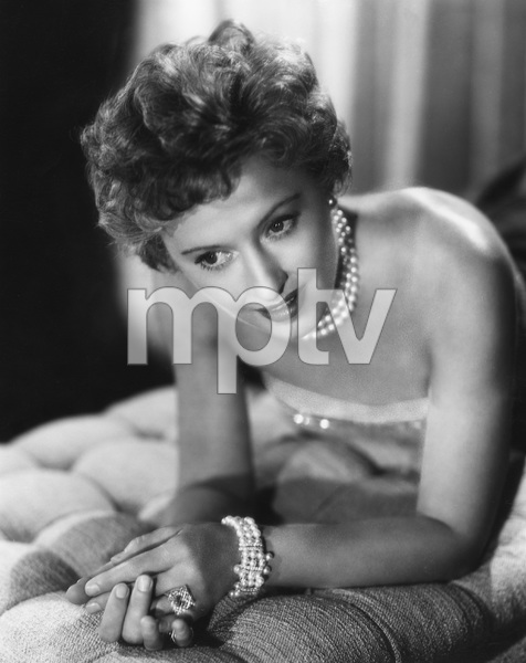 Barbara Stanwyck1954 © 1978 John Engstead - Image 0749_0803