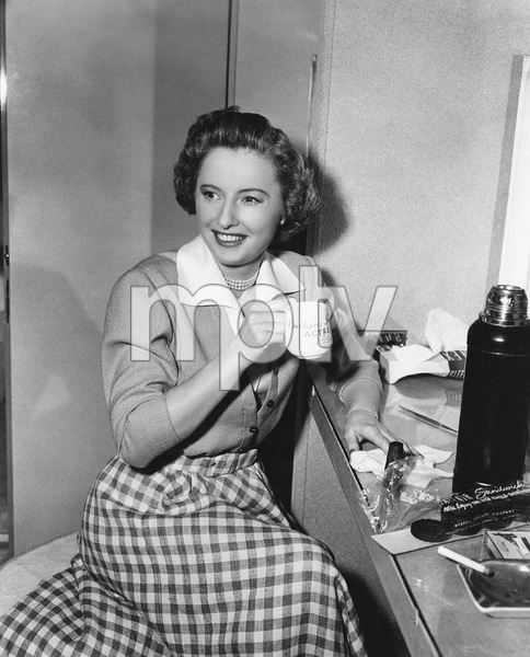Barbara Stanwyck 1950 Photo by Mal Bulloch - Image 0749_0804