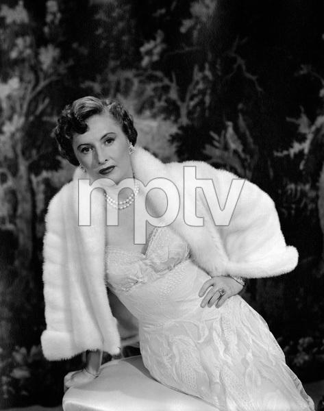 Barbara Stanwyck1951 © 1978 Wallace Seawell - Image 0749_0810