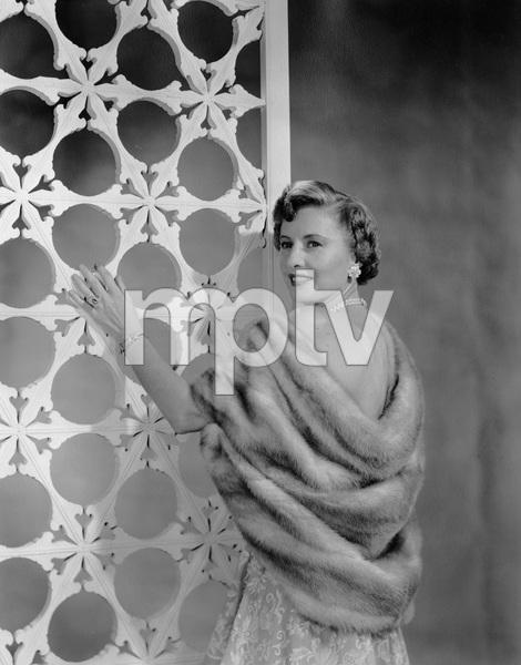 Barbara Stanwyck1951 © 1978 Wallace Seawell - Image 0749_0811