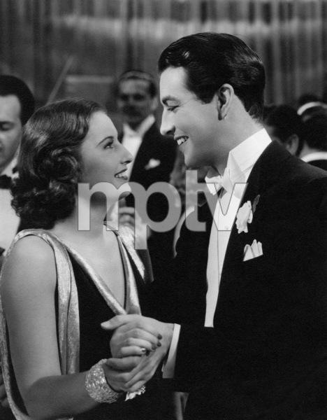 Barbara Stanwyck and Robert Taylorcirca 1930s** B.L. - Image 0749_0828
