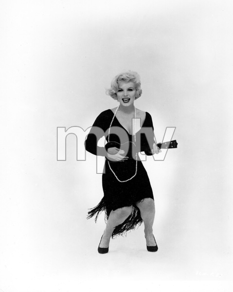 "Marilyn Monroe publicity still for ""Some Like It Hot,""  1959 / UA - Image 0758_0212"