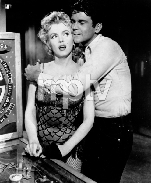 """Marilyn Monroe with Don Murray""""Bus Stop"""" 1956 / 20th Century Fox - Image 0758_0300"""