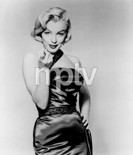"Marilyn Monroe publicity still for""How To Marry A Millionaire""1953 / 20th Century Fox - Image 0758_0312"