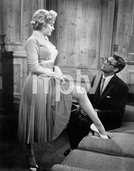 "Marilyn Monroe with Cary Grant""Monkey Business""1952 / 20th Century Fox - Image 0758_0340"