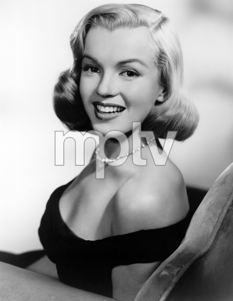 "Marilyn Monroe publicity still for""Asphalt Jungle, The""1950 MGM / **R.C. - Image 0758_0415"