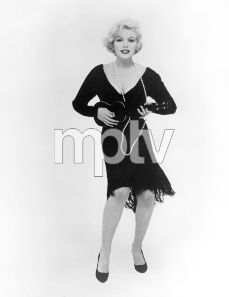 "Marilyn Monroe""Some Like It Hot""1959 UA / **R.C. - Image 0758_0447"