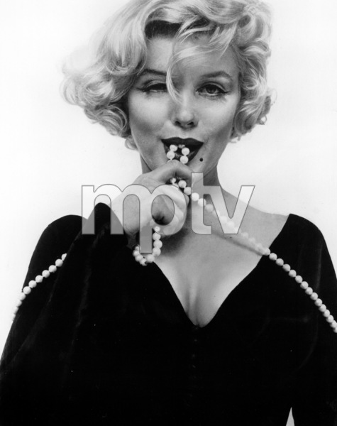 "Marilyn Monroe publicity still for ""Some Like It Hot""1959 UA / **R.C. - Image 0758_0455"