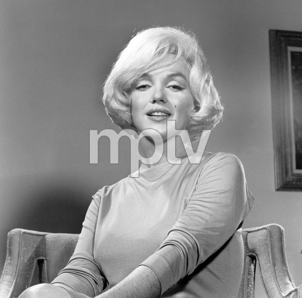 Marilyn Monroeat the Beverly Hills Hotel, 1961. © 1978 Eric Skipsey - Image 0758_0576