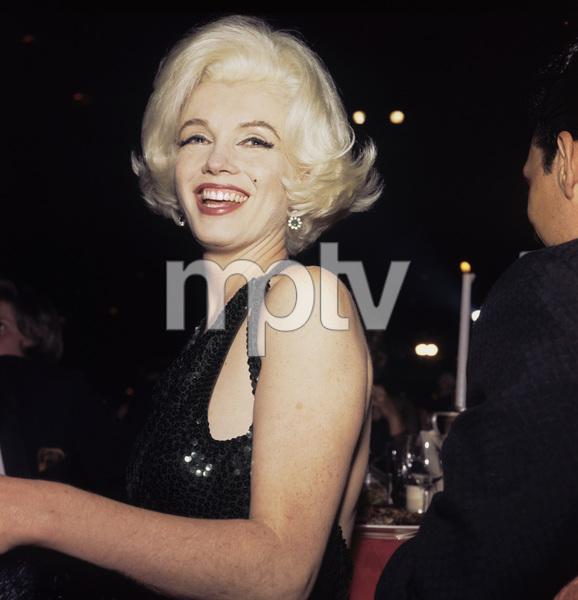 """19th Golden Globe Awards""Marilyn MonroeMarch 5, 1962© 1978 Bernie Abramson - Image 0758_0615"