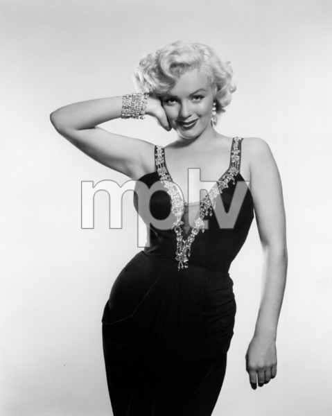 """Marilyn Monroe publicityphoto for """"Love Nest"""" 1951 / 20th Century FoxPhoto by Frank Powolny - Image 0758_0660"""