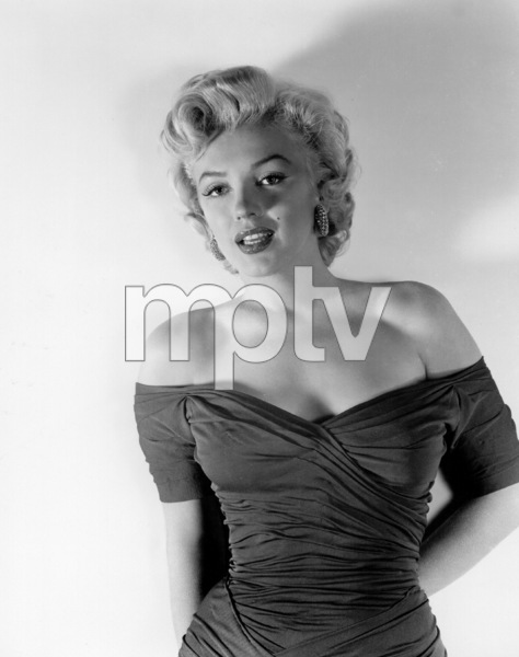 Marilyn Monroe, 1953.Photo by Frank Powolny - Image 0758_0662