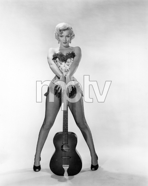 "Marilyn Monroe publicity photo for""River Of No Return"" 1953Photo by Frank Powolny - Image 0758_0664"