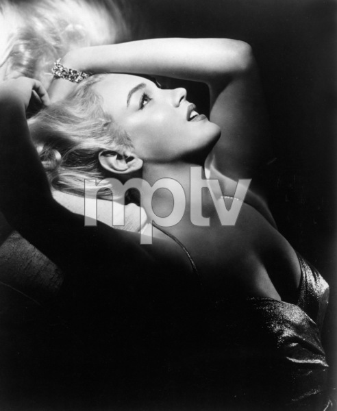 """Marilyn MonroePublicity photo for """"All About Eve,"""" 1950.Photo by Frank Powolny**I.V. - Image 0758_0825"""
