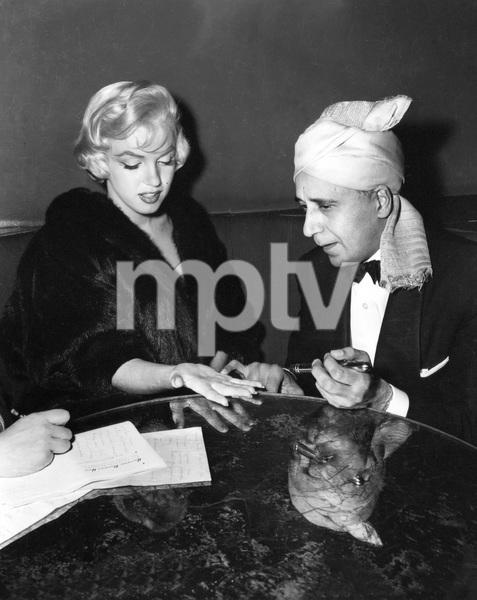 Marilyn Monroecirca 1952** I.V. - Image 0758_1054