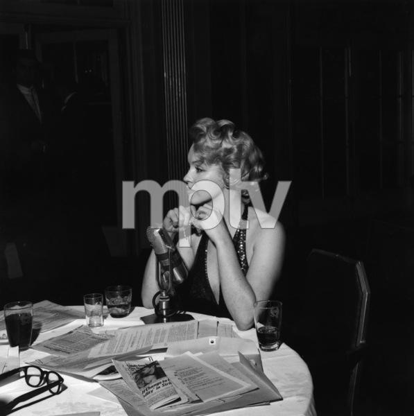 Marilyn Monroecirca 1957** I.V. - Image 0758_1161