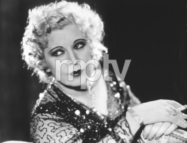 "Mae West""Night After Night""1933 Paramount**I.V. - Image 0761_0129"