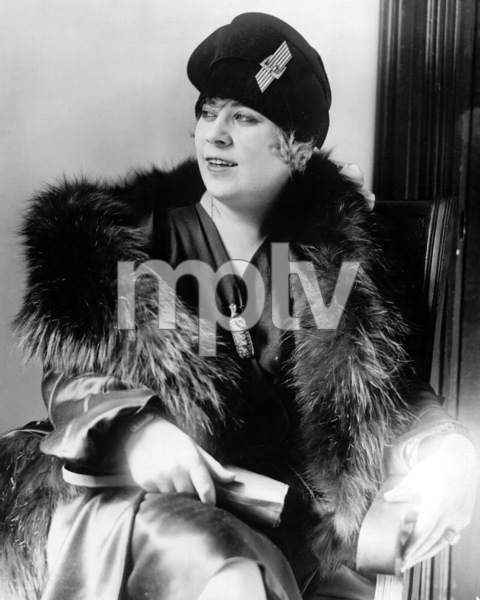 """Mae West on the witness standat her """"Sex"""" trial, New York City, March 3, 1927 / **I.V. - Image 0761_0131"""