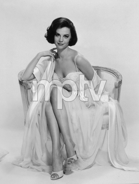 Natalie Wood, 1960.Photo by Ager**I.V. - Image 0764_0130