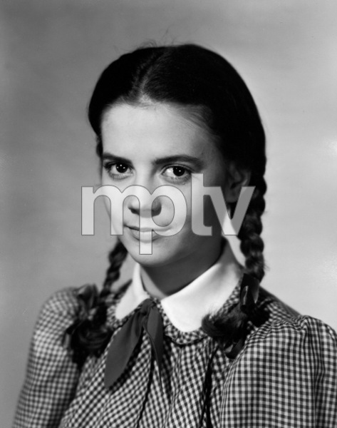 "Natalie Wood for ""One Desire,"" c. 1955.**I.V. - Image 0764_0131"