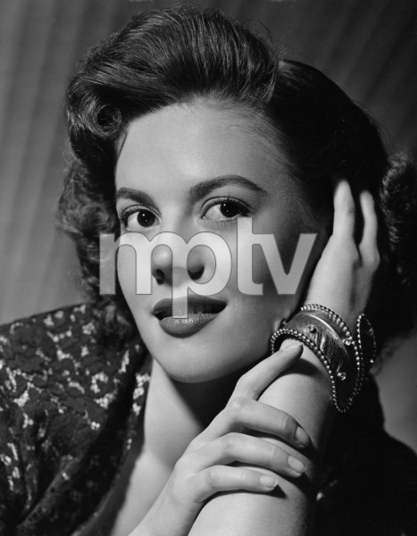Natalie Wood, c. 1956.Photo by Bert Six - Image 0764_0150