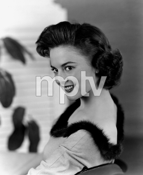 Natalie Wood, c. 1956.Photo by Bert Six - Image 0764_0151