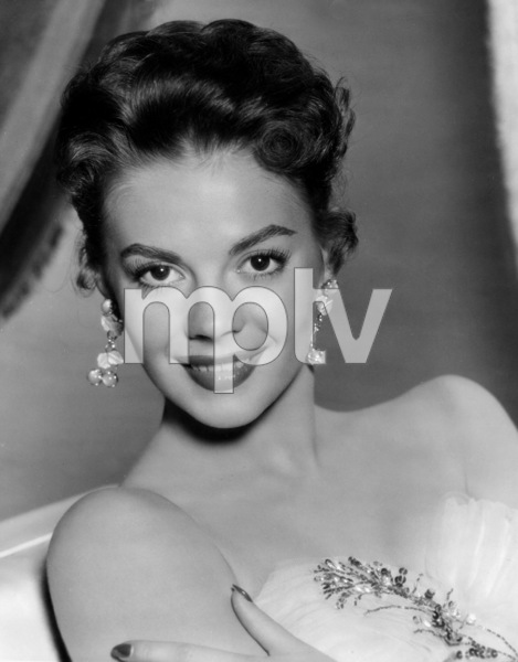 """Natalie Wood in """"A Cry In The Night,"""" 1956.Photo by Bert Six - Image 0764_0164"""