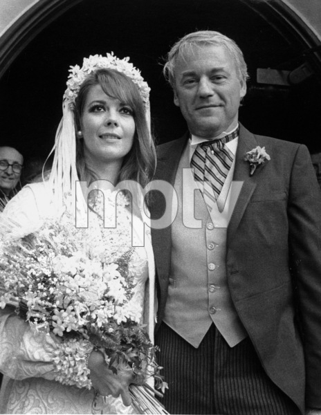 Natalie Wood and groom Richard Gregsonon their wedding day, May 30, 1969. - Image 0764_0214