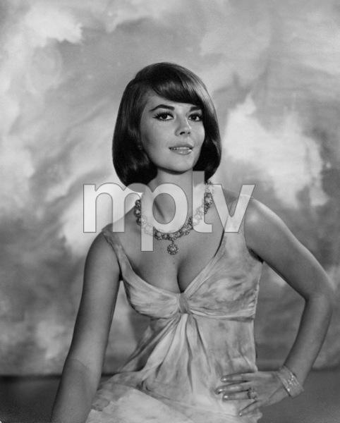 Natalie Wood, 1963. © 1978 Wallace Seawell - Image 0764_0261