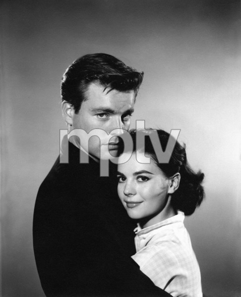 Natalie Wood and Robert Wagner, 1957. © 1978 Wallace Seawell - Image 0764_0294