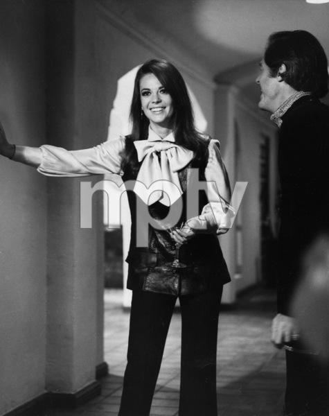 Natalie Wood, c. 1968. - Image 0764_0298