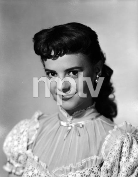 "Natalie Wood for ""One Desire,"" 1955.**I.V. - Image 0764_0332"