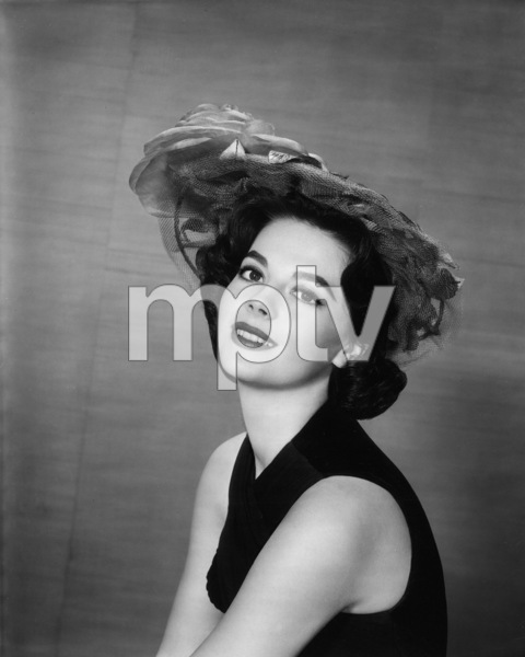 Natalie Wood, c. 1956. © 1978 Wallace Seawell - Image 0764_0335
