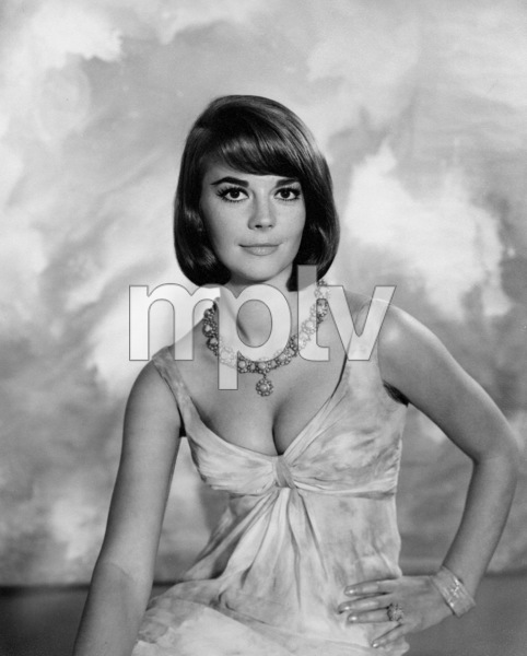 Natalie Wood, c. 1963. © 1978 Wallace Seawell - Image 0764_0342