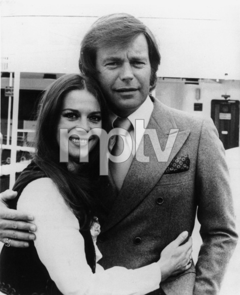 Natalie Wood with Robert Wagner, 1972. - Image 0764_0347