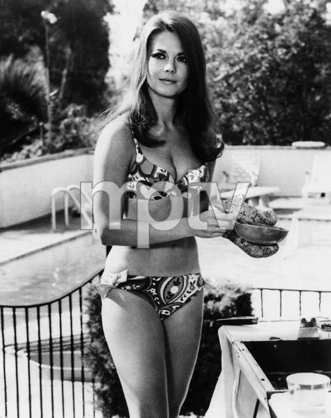 "Natalie Wood for ""Bob & Carol & Ted & Alice,""c. 1969. - Image 0764_0359"
