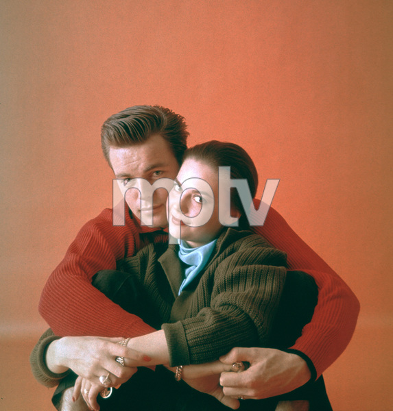 Natalie Wood with husband Robert Wagner1958 © 2001 Mark Shaw - Image 0764_0377