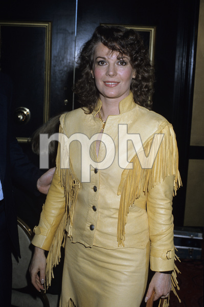 "Natalie Wood at ""The 18th Annual Publicists Guild of America Awards"" 1981© 1981 Gary Lewis - Image 0764_0448"