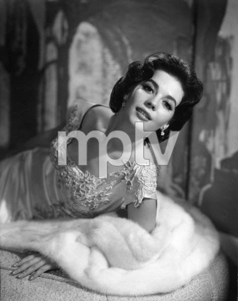 Natalie Wood 1958 © 1978 Wallace Seawell - Image 0764_0456